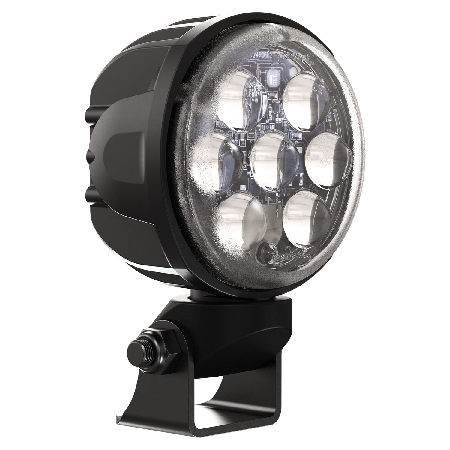 LED Safety Light Model 4415 3/4 View