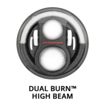 What is Dual Burn?