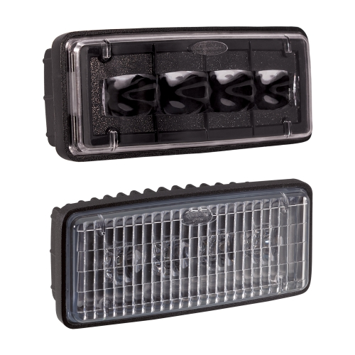 LED Auxiliary Light Model 6048 Combined