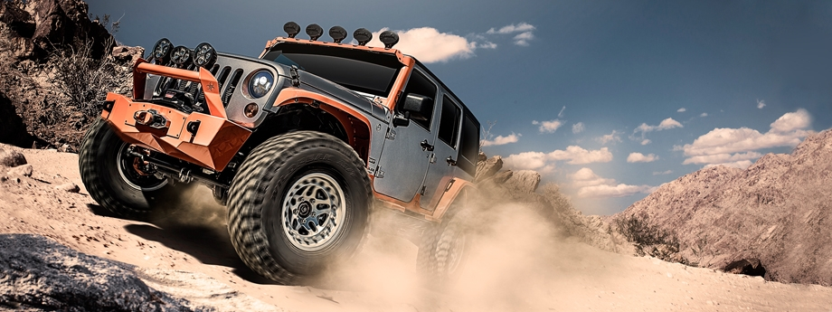 Several New, 4x4 LED Off-Road Lighting Products from J.W. Speaker