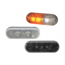 LED Dome and Signal Light Model 412