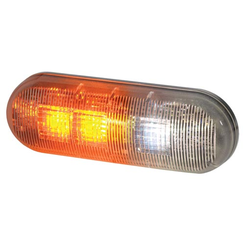 JW Speaker LED dome and signal light model 412 front position and front turn signal