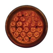 LED Emergency & Warning Light Model 8750 Front View