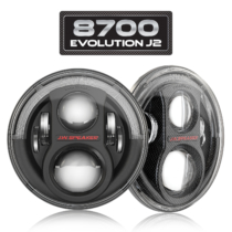 J.W. Speaker LED Headlight Model 8700 Evolution J2 Series