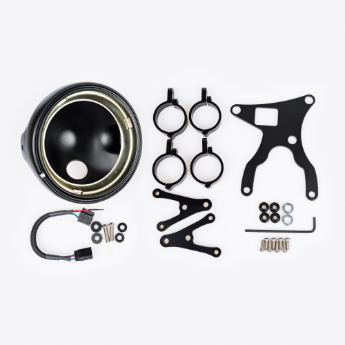 Motorcycle LED Headlight Conversion Kit