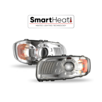 Peterbilt LED Headlight - Heated