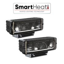LED Headlight Model 9800 HS Left Hand & Right Hand Kit, 3/4 View