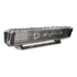 LED Heated Snow Plow Light Model 9900 LP, 3/4 View of Left Hand Lamp