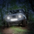 LED Light Bar Model TS1000 Land Rover Off Road