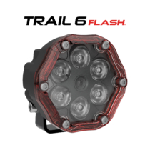 Trail 6 Flash LED Off-Road Light from J.W. Speaker