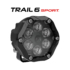 Trail 6 Sport LED Pod Light from J.W. Speaker