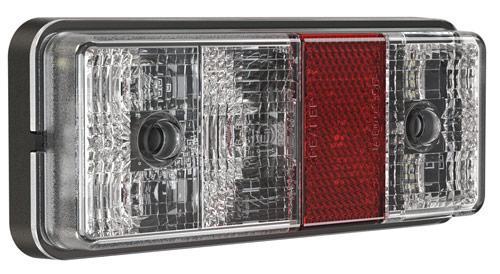 JW Speaker led signal light model 220