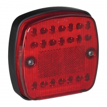 LED Stop, Tail and Turn Light Model 236 3/4 View