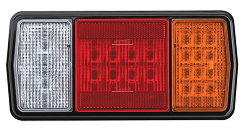 JW Speaker led stop tail turn and backup light model 265