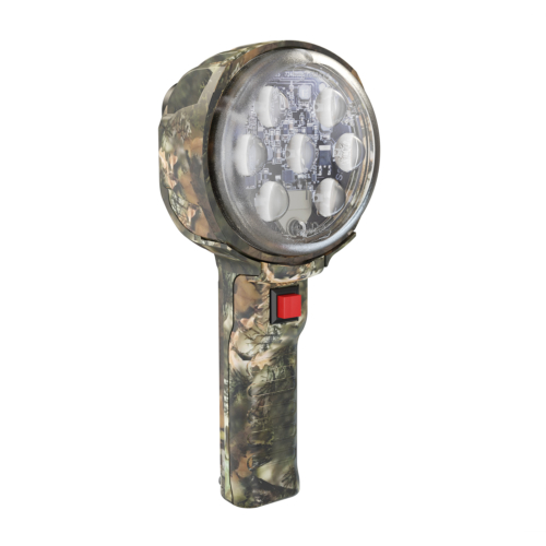 LED Work Light Model 4416 Camouflage 3/4 View