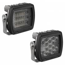 LED Work Light Model 526 Black Housing