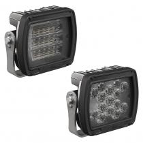 LED Work Light Model 526 Black Housing
