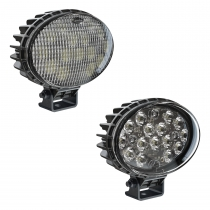 LED Work Light Model 7150 Combined View
